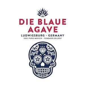 Agave Logo Skull