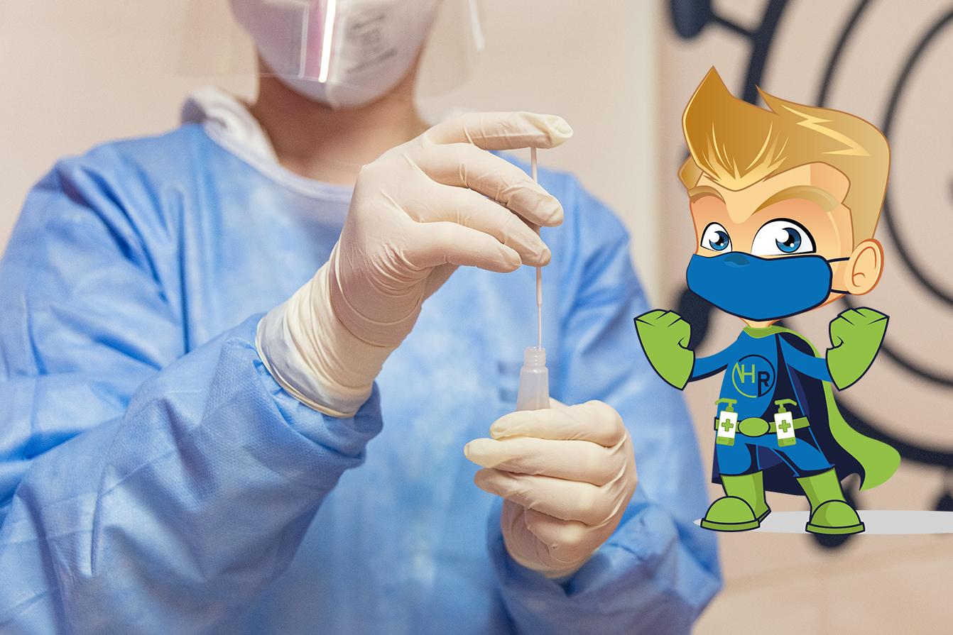 HR testzentrum Hygiene Ranger